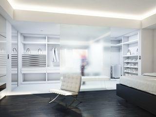 Luxus Apartment New York archlab.de Moderne Wohnzimmer