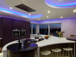 Contemporay Kitchen Ireland Designer Kitchen by Morgan Cocinas modernas