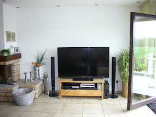Wohnberatung raum² - wir machen wohnen Moderner Multimedia-Raum