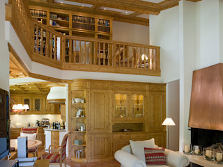 BAUR WohnFaszination GmbH Country style living room