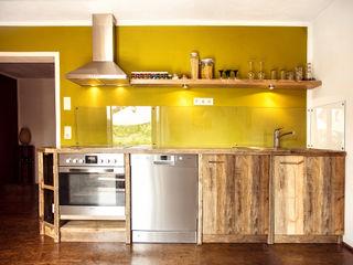Küche edictum - UNIKAT MOBILIAR Rustikale Küchen