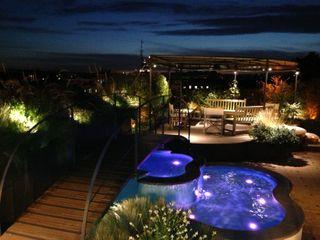 sabigarden Varandas, marquises e terraços clássicas