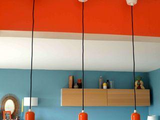 Appartement contemporain - 75010 Espaces à Rêver Cuisine moderne