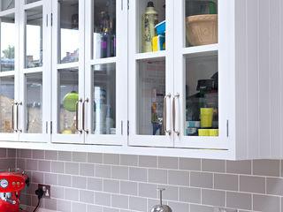 Bespoke Handmade Traditional Kitchen Williams Ridout KitchenCabinets & shelves