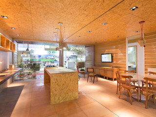 Haruf Arquitetura + Design Tropical style houses