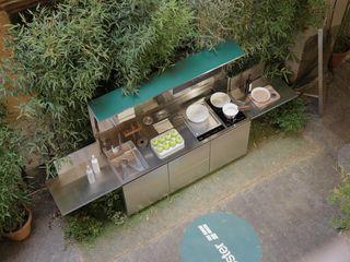 SteellArt KitchenBench tops