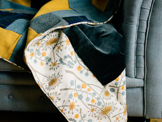 100% British Made quilts Quilts by Lisa Watson BedroomTextiles