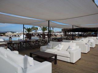 MarchettiBonetti+ Espacios comerciales de estilo mediterráneo