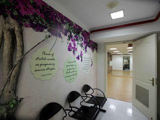 Mama Mia Lounge - Fortis Hospitals DESIGN5 Modern hospitals