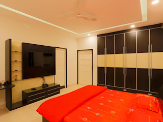 New Beginning. DESIGN5 Modern style bedroom