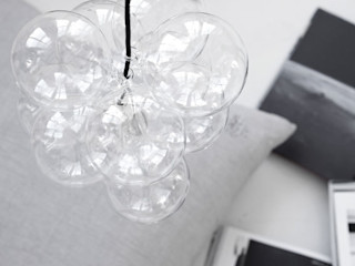 Cluster pendant light by House Doctor An Artful Life MaisonArticles ménagers