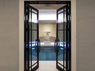 Bronze Doors Architectural Bronze Ltd 窗戶與門門 金屬 Black
