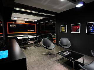 MINI Cooper Eurobike RICARDOTRAMONTINA.ART Espaços comerciais