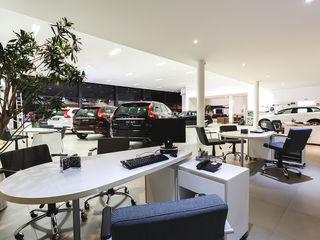 Volvo Eurobike RICARDOTRAMONTINA.ART Espaços gastronômicos