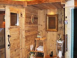RI-NOVO Rustic style spa