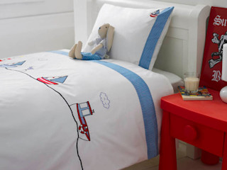 Kid's Bedrooms by King of Cotton King of Cotton QuartoTêxteis