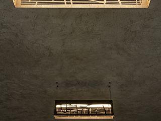CASTELLO CECONI - INTERNI Elia Falaschi Fotografo Sala da pranzoIlluminazione