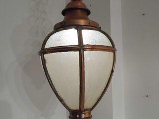 Antique Copper Lantern Travers Antiques Corridor, hallway & stairs Accessories & decoration