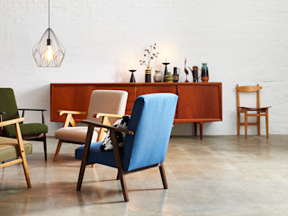 homify WoonkamerSofa's & fauteuils