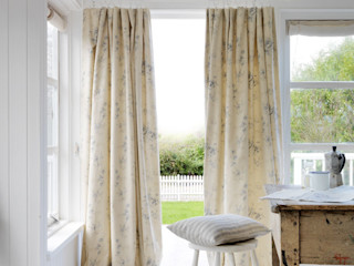 Curtains Cabbages & Roses Windows & doors Curtains & drapes