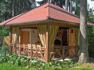 Уличные шторы для беседки DECOR OUTDOOR Сад Аксессуары и декор