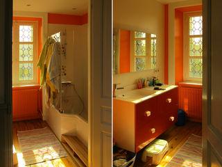 Jean-Paul Magy architecte d'intérieur Modern bathroom