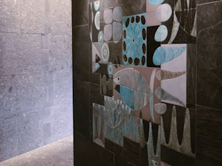 ulrike weiss céramiques Scandinavian style spa