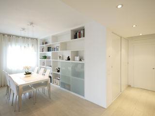 Diego Gnoato Architect Living roomShelves