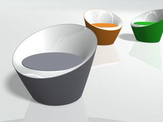 O&O&O Kataoka Design Studio Sala multimediaMuebles