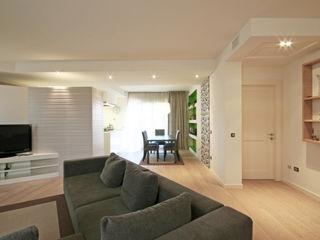 Diego Gnoato Architect Modern living room