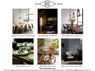 Lifestyle and Product images Original BTC КухняОсвітлення