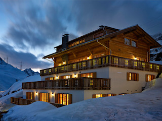 Skyfall Austria Architectural Interiors + Superyacht Photographer Casas escandinavas
