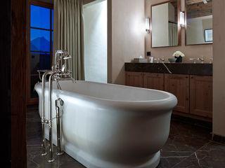 Skyfall Bathroom Architectural Interiors + Superyacht Photographer Scandinavian style bathroom