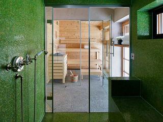Skyfall Austria Architectural Interiors + Superyacht Photographer Spa escandinavo