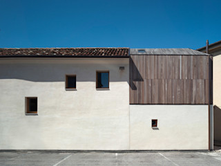 Massimo Galeotti Architetto Modern Houses Wood