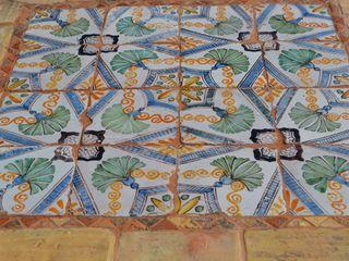 Tavoli in cotto antico La Fleche Design GiardinoMobili