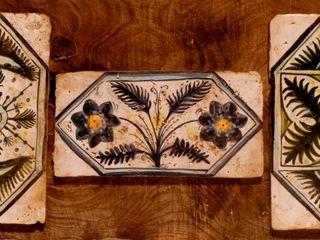 Ceramica La Fleche Design BagnoDecorazioni Ceramica