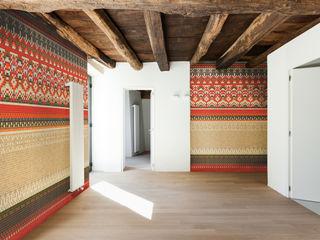 Etno Trufle Mozaiki Wiejskie ściany i podłogi