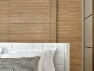 Apartamento de luxo Barra da tijuca Leila Dionizios Arquitetura e Luminotécnica Quartos modernos