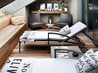 ESK HOUSE PANAVIA Esra Kazmirci Mimarlik Modern living room