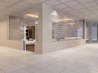 TOPOS+PARTNERS Office spaces & stores