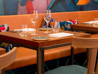 Lima Floral HF Contracts Gastronomia in stile moderno