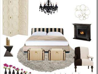 Deco habitación. rh interiorismo Dormitorios