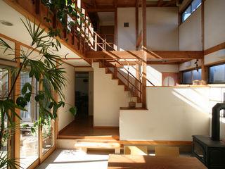 八島建築設計室 Eclectic style media room