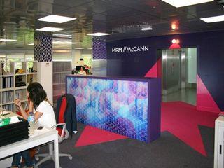 Reforma oficinas Raúl Lázaro