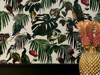 Amazonia Light Wallpaper Witch and Watchman Walls & flooringWallpaper