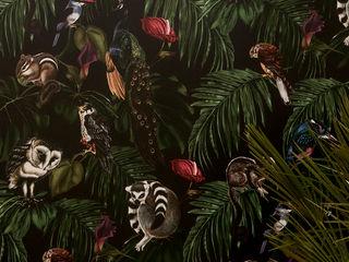 Amazonia Dark Wallpaper Witch and Watchman Walls & flooringWallpaper