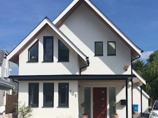Own Self build Xspace Modern houses