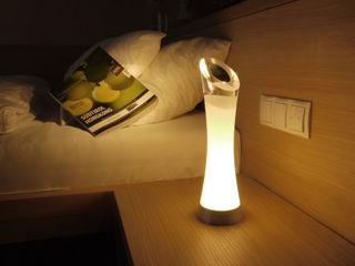 Vincerò Oliver Kessler Design GmbH BedroomLighting