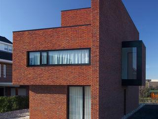 Brick Wall House 123DV Moderne Villa's Moderne huizen